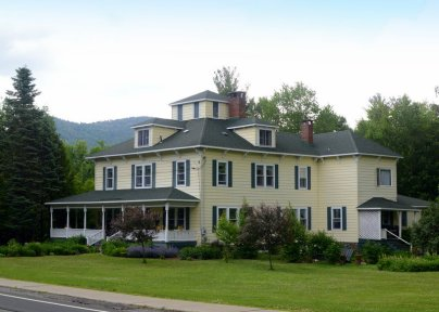 Keene Valley Lodge, Keene Valley NY