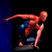 Spiderman at the Play Museum