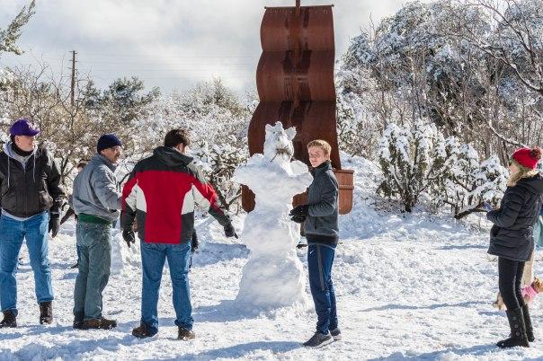 Snowman 1-2